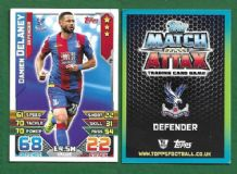 Crystal Palace Damien Delaney Eire 78